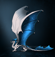 Dragon Design Auction #8 [CLOSED] by Trioza