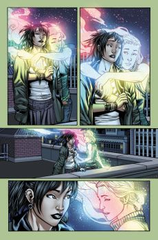 Runaways issue 25 page 13 by CeeCeeLuvins