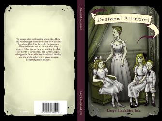 My First book PUBLISHED! by BlackBirdInk