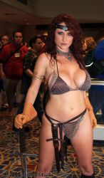 Red Sonja 2 by Insane-Pencil