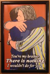 SPN You're my brother by DuctTapeDesigns
