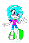 GIFT~ Sandra The Porcupine by Miss-Catstacks