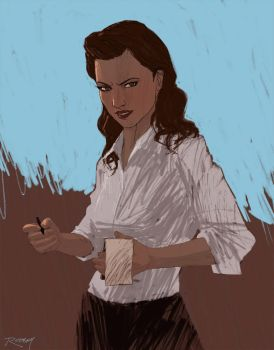 Lois Lane 75th Anniversary by clayrodery