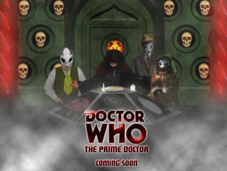 Doctor Who: The Prime Doctor FactionParadox teaser by Time8th