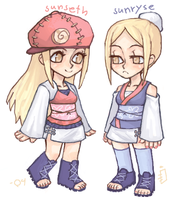 SunSisters by emlan