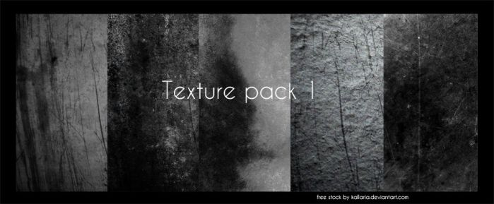 Texture pack 1 by Kallaria