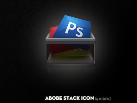 Adobe HUD Stack Icon by nodeffect