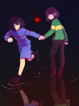 undertale by primo711
