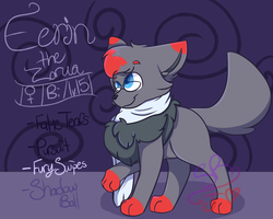 Eerin by LittleLifeDoodles