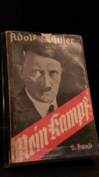 Mein Kampf By: Adolf Hitler by 3apa