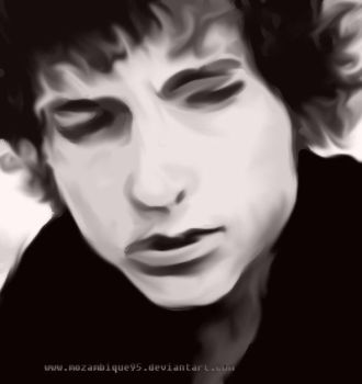 It's Bob Dylan by mozambique95