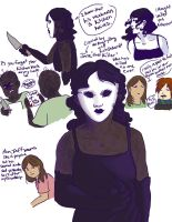 Jane the Killer: Who has killed no one ever by TheFuzzy27