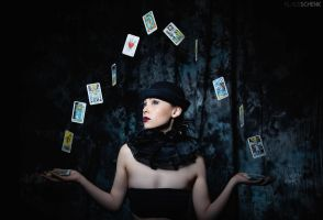 Tarot - The Oracle by kschenk