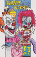 Killer Klowns from Outer Space by Kookie667