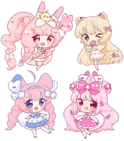 C: Crayon Cheebs batch 7 by Valyriana