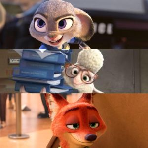An Analysis Of Bullying In The Film Zootopia By Michael Goldenheart