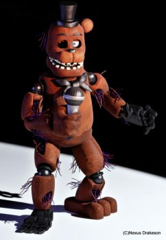 Withered Freddy V4 by NexusDrakeson