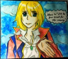 Howl's Moving Castle by YuukiCross5