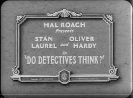 Do Detectives Think Intertitles by PRR8157