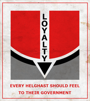 Loyalty For Helghast by ropa-to