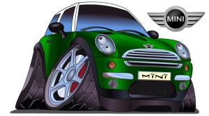 Mini Cooper by supergordito