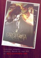 Carciphona Volume 2 by shilin