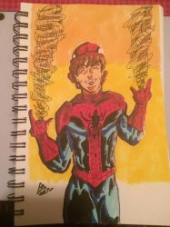 Spider-Man Markers by Lance-Danger