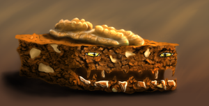 Monster brownie by Brownie-frito