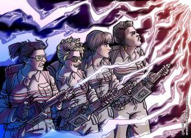 Ghostbusters by Anastina91