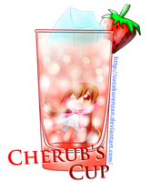 CR - Cup Collab : Cherub's Cup by RenFortineri