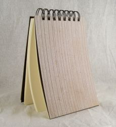 cardboard brown - a notebook by yatsu