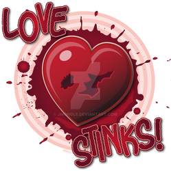 Love Stinks by jmgnole