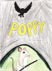 Alt book cover Project: Poppy by AnnieManga