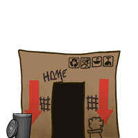 Homeless Home Game Asset by Ultimaodin