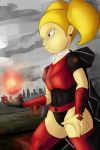 Giantess Draw - D.D by Colonel-Gabbo