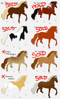 Design Sale - CLOSED by SunnySometimes