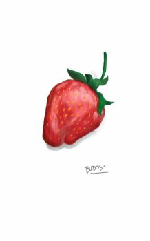 Strawberry by coolnerd