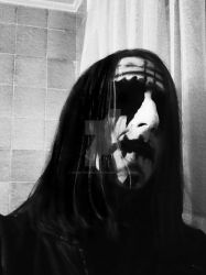 Corpse paint by Machterofdistester