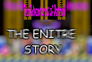 the adventures of patrick: the enitre story by tilemaxosbra
