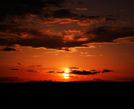 Chasing Sunsets by deerhunter2012
