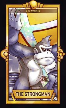 Donkey Kong - The Strongman by Quas-quas