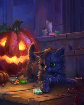 halloween 2014 by Humble-Bumble