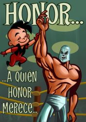 Honor... by elmicro