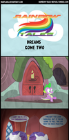 Rainbow Tales: Dreams Come Two by Narflarg
