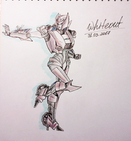 Whiteout [Gift] by Jean-Optimal