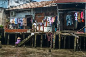 Good morning Vietnam - life in the MeKong delta  by Rikitza