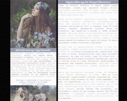 Layout 15. - hippie style by celestesd