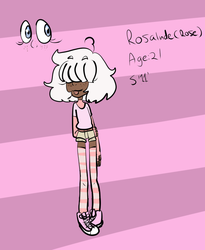 Rosalinde (Rose) by Steampoweredche