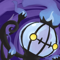 Chandelure by Hait00