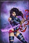 Psylocke by diabolumberto